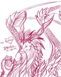 Gift - Denali Scribble by Silberry