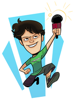 Tobuscus by StevenRayBrown
