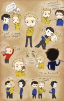 star trek doodles by tachi09