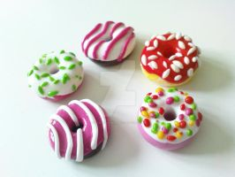 donut collection 2 by flowerilyWind
