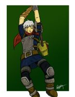 Bastion: The Kid by R-H-MacLanahan