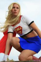 Supergirl: Ready to go by Ravenspiritmage
