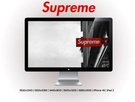 Supreme by Mrfletch1000