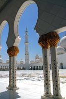 Abu Dhabi - Grand Mosque 16 by LeighWhittaker