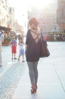 Paris girl in Wroclaw by play-my-game