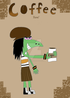 Coffee Snake gif by ComeAndJoinTheBand