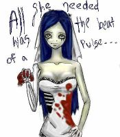 The Corpse Bride by xsiriusx