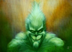 Grinch? by mindsiphon