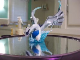 Lugia Figure Side 2 by unovapokemon