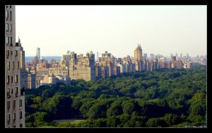 Central Park by cvhuie