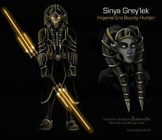 Grey'lek Reference by ZetsubouZed