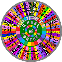 Super Wheel of Fortune December 2015 Round 1 by germanname
