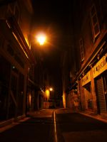 Aurillac By Night by cuae
