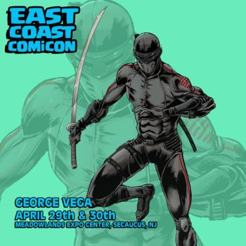 EastCoast-ComiCon-2017 This weekend by shaotemp