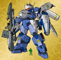 EMA-219XT Armored Turbo [color] by Grebo-Guru