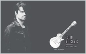 Tomo Milicevic Wallpaper by lovelives4ever