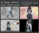 4 Things Can't stand meme - Nightwish by LuckyDucky-19
