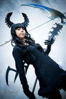 Dead Master - Black Rock Shooter 4 by Inoshindashin