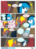Melody B. Contest Entry - Heartful Melody Page 2 by MultiTAZker
