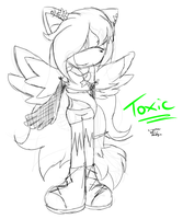 Toxic sketch. by lilliganto