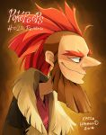 #022 Fearow by MagpieFreak
