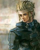 Jacques  - Suikoden III by qkie