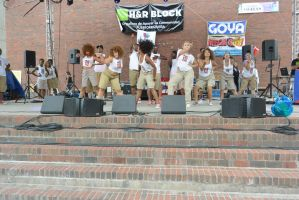 Puerto Rican/Latin Festival, Rockin Hip Hop 37 by Miss-Tbones