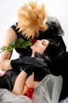 Cloud and Tifa in love by Eyes-0n-Me