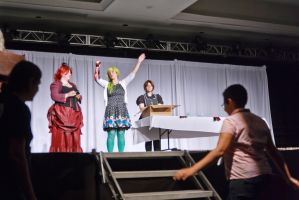Anime North 2013: Journalistic shot 104 by Henrickson