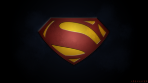 Man of Steel by asganafer