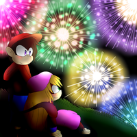 89. Fireworks by Twin-Cats