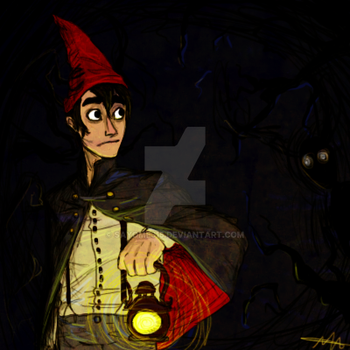 Over the Garden Wall by Sayome315