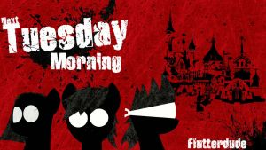 Next Tuesday Morning Cover by algreat