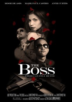 The Boss Poster by gd86pipo