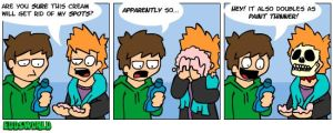EWcomics No. 14 - Spots by eddsworld