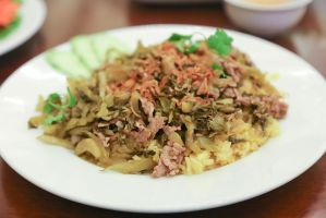 Beef fried rice by patchow
