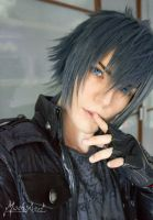 Noctis cosplay best pic by MischAxel by MischievousBoyAilime