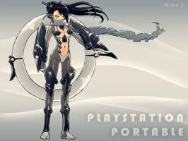 PSP by Mikeinel