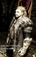Ulfric by Calcidoine