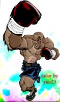 Mike Tyson by yair23