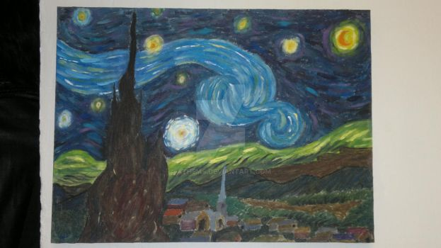 Starry Night by Athems