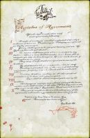 ARTICLES OF AGREEMENT by KOKORONIN