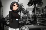 Lucy Yamagami in the Big City by JKase911