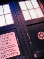 11th Doctor's TARDIS by DoctorWhoIV