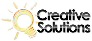 Creative Solutions logo by candyworx
