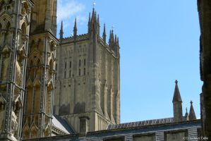 UK - Wells cathedral by Ludo38