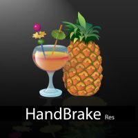 HandBrake Res by erosle