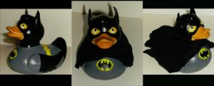 Batman the Duck Knight by BlueSaltwaterTaffy