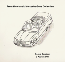 My own Mercedes-Benz by Hoshi-Hana