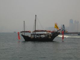 Sampan by guillotinemaster75